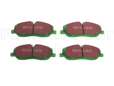 Picture of FF005829 - Brake Pads