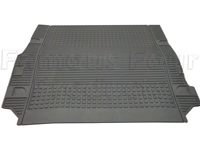 Rear Loadspace Floor Mat