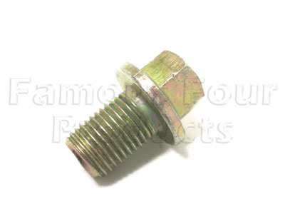 Picture of FF005881 - Sump Drain Plug