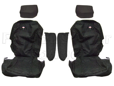 Picture of FF005890 - Tailored Waterproof Front Seat Covers