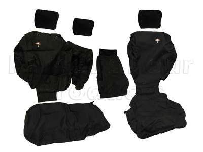 Picture of FF005891 - Tailored Waterproof Rear Seat Covers