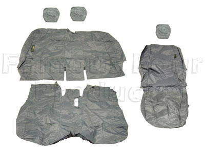 Picture of FF005893 - Tailored Waterproof Centre Row Seat Covers