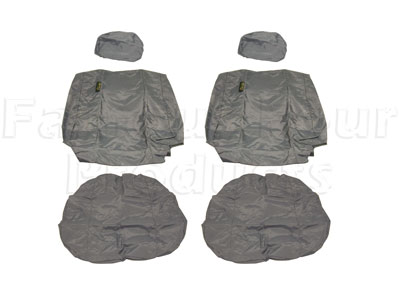 Tailored Waterproof Centre Row Seat Covers -  -