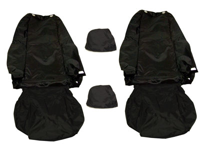Picture of FF005901 - Tailored Waterproof Front Seat Covers - 2 Seats - Defender