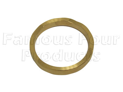 Thrust Washer (Bronze) - Rear of Front Hub -  -