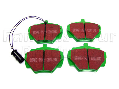 Picture of FF005929 - Green Stuff Rear Brake Pads