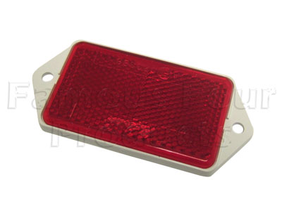 Picture of FF005930 - Rear Reflector - Rectangular