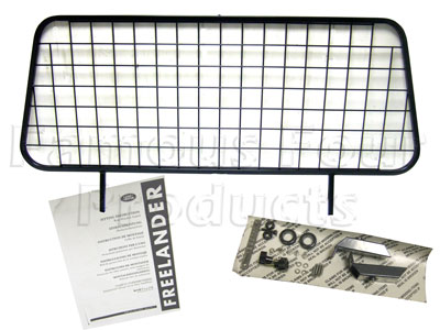 Picture of FF005945 - Rear End Door Window Mesh Protector