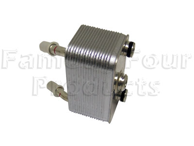 Transmission Oil Cooler -  -