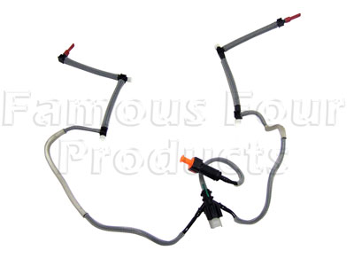 Fuel Temperature Sensor -  -