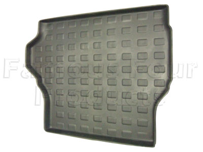 Load Liner - Moulded Rubber - Half Length -  -