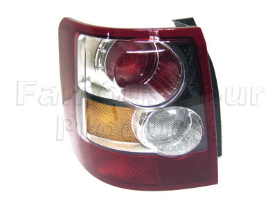 Picture of FF006025 - Rear Light Assembly