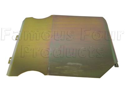 Fuel Tank Guard - Aluminium