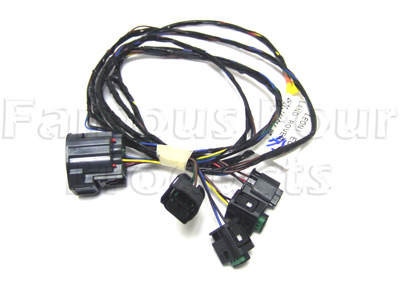 Wiring loom parking distance ff006064 for land rover discovery 3