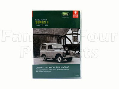 Picture of FF006118 - DVD - Parts Catalogue/Service Publications/Owners Handbooks