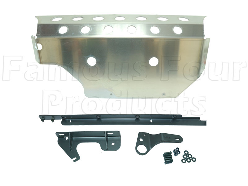 Fuel Tank Guard - Defender 90