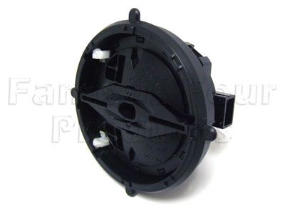 FF006153 - Electric Motor and Adaptor Ring - Door Mirror - Land Rover Discovery 3