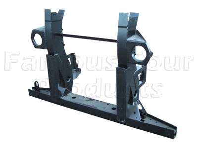 Picture of FF006229 - 90 Rear Crossmember with Extensions and Spring Mounts