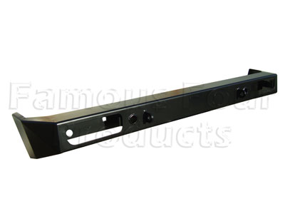 Heavy Duty Metal Rear Bumper