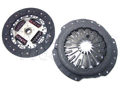 Picture of FF006237 - Clutch Cover and Plate