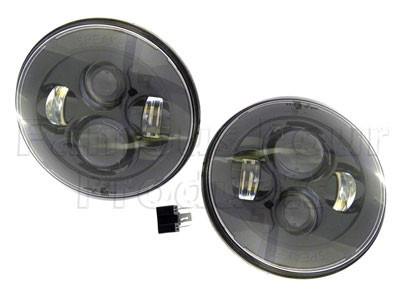 Headlamp Assy - LED - JW Speaker EVO2 -  -