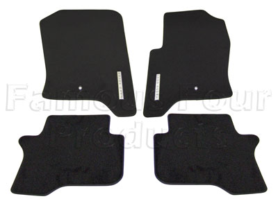 Picture of FF006343 - Carpet Footwell Mat Set