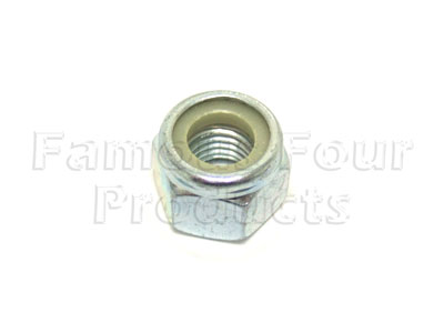FF006409 - Nyloc Nut for Spring U-Bolt - Land Rover Series IIA/III