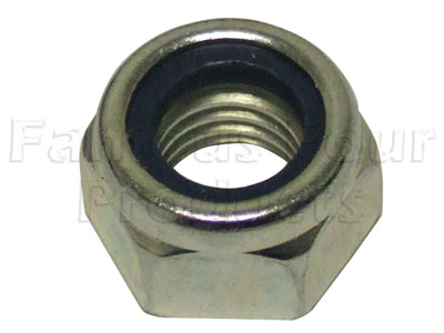Picture of FF006410 - Nyloc Nut for Spring U-Bolt