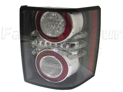 Picture of FF006451 - LED Rear Light Assembly