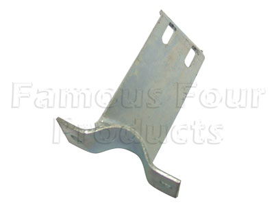 FF006459 - Exhaust Hanger Bracket - Top Section - Land Rover Series IIA/III