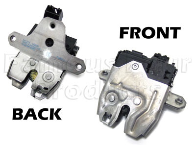 Picture of FF006529 - Tailgate Latch