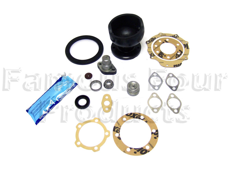 Picture of FF006582 - Kit - Swivel Housing Chrome Ball Overhaul