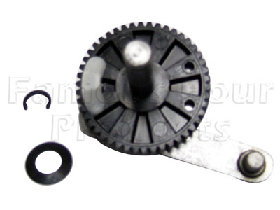 Picture of FF006628 - Crank and Primary Link for Wiper Motor