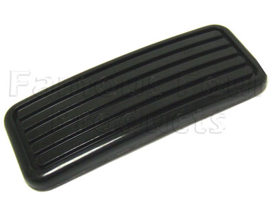 Picture of FF006665 - Pedal Rubber - Accelerator