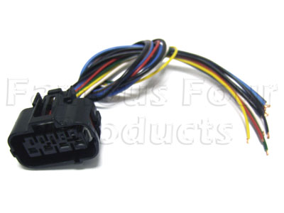 Headlamp Wiring Connector Kit -  -