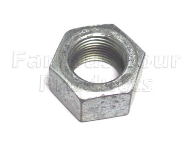 Nut for Fixing Drop Arm to Power Assisted Steering Box