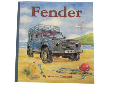 Fender - Childrens Story Book - Sequel to