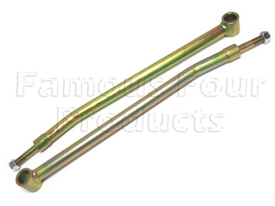 Picture of FF006705 - Cranked Rear Radius Link Arms - Axle to Chassis