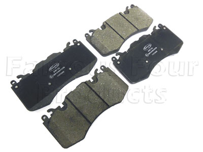 Picture of FF006717 - Brake Pads