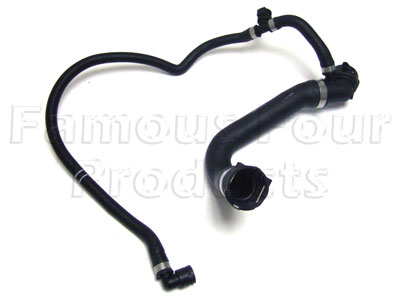 Picture of FF006735 - Top Hose - Radiator