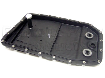 Filter and Oil Pan Assembly - 6HP26 -  -