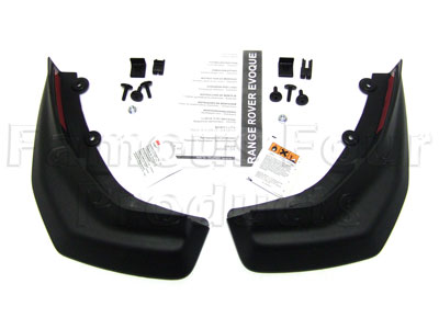 Picture of FF006763 - Front Mudflap Kit