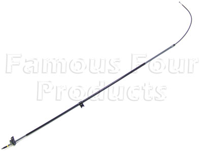 Picture of FF006834 - Handbrake Cable