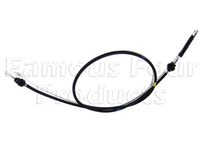 FF006858 - Accelerator Cable - Land Rover 90/110 and Defender