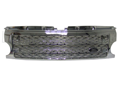 Picture of FF006867 - Front Grille - Supercharged Style