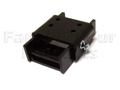 Picture of FF006881 - Tow Hitch - Adjustable Drop Plate