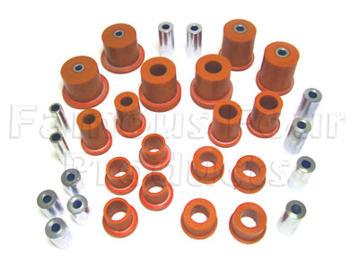 Picture of FF006908 - Bush Kit - For Wishbones -Polyurethane
