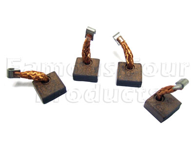 Brush Set for Bosch Starter Motor