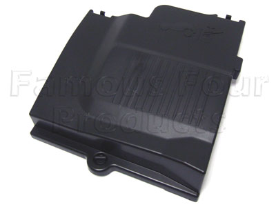 Cover - Battery - Plastic -  -