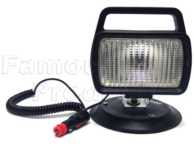 Work Lamp - Land Rover and Range Rover